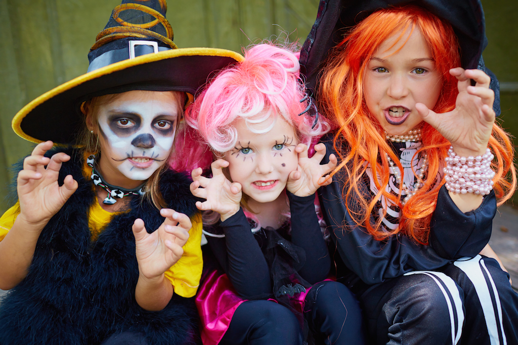 How can I keep my child safe this Halloween?