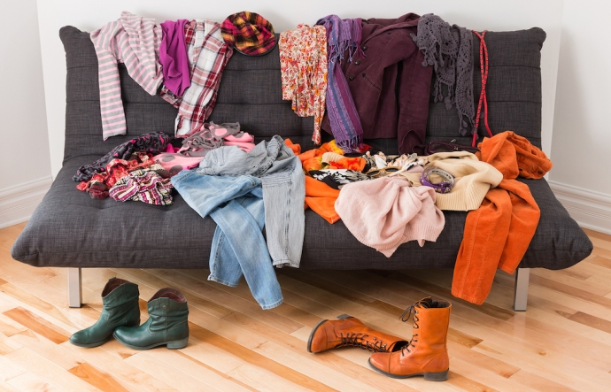 get paid to declutter