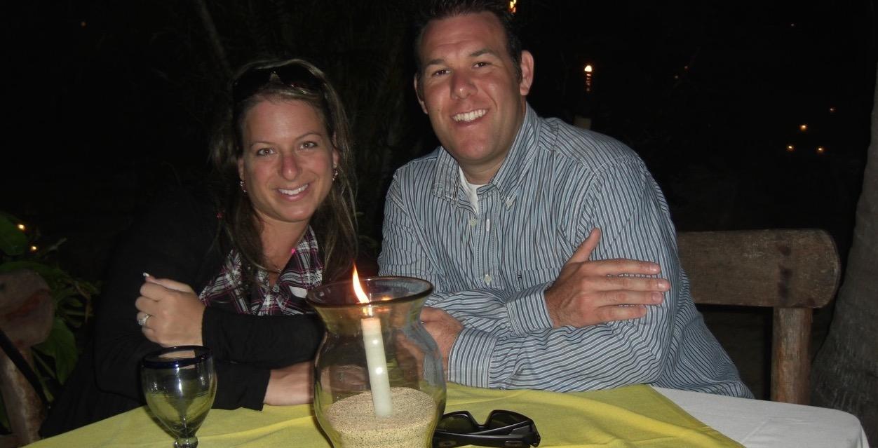 Tami Zuckerman and Carl Mercier