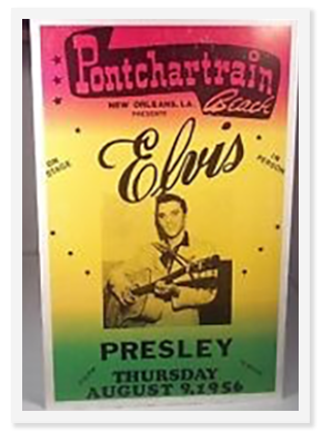 Elvis poster | VarageSale