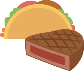 Tacos and Steak | VarageSale