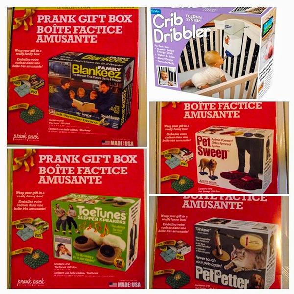 Prank gift boxes | VarageSale