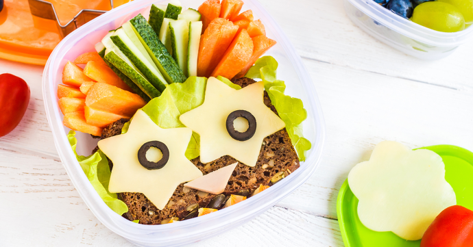 5 Ridiculously Easy Lunches That Kids Love | VarageSale