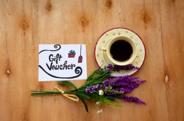 Offer to help with chores by being creative: make DIY chore vouchers for Mother's Day!