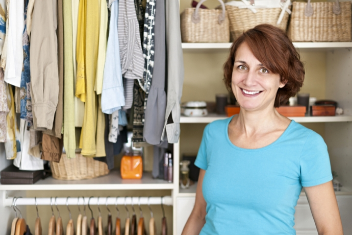 Check out our three fantastic tips for reorganization that will help you get rid of clutter in your home.