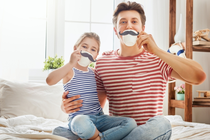 Here are some ideas on how to get your dad crying with laughter and stay on the budget at the same time!